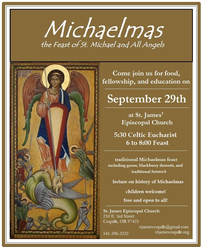 Michaelmas Flyer